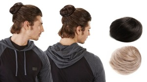 clip_on_man_buns_groupon